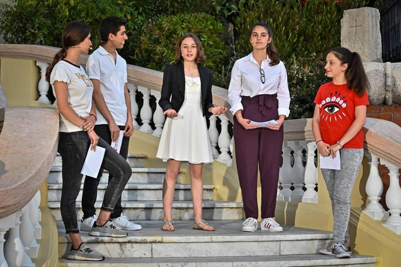 Вручены награды 76 ученикам - победителям конкурса монегасского языка