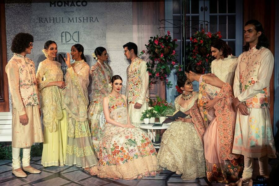 Монако в центре внимания на Неделе моды в Мумбаи