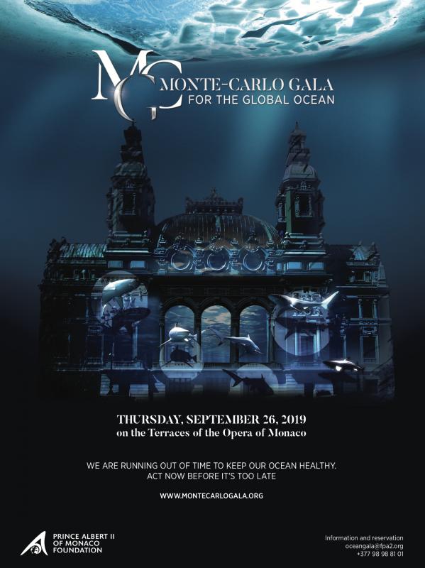Роберт Редфорд – почетный гость 3-го Гала-вечера Монте-Карло в защиту Мирового океана