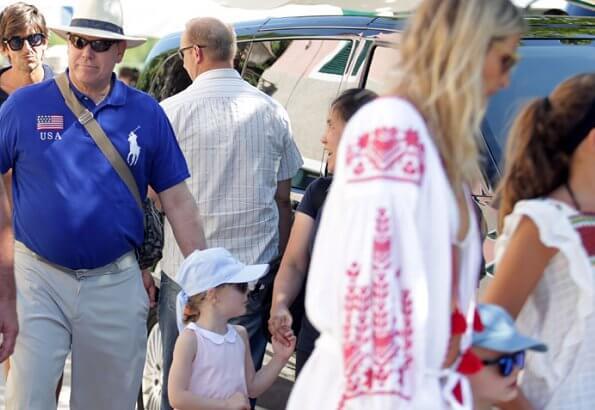 Дела княжеские: Альбер II на каникулах в Хорватии