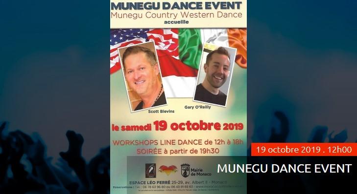 7-й танцевальный марафон Mùnegu Country Event