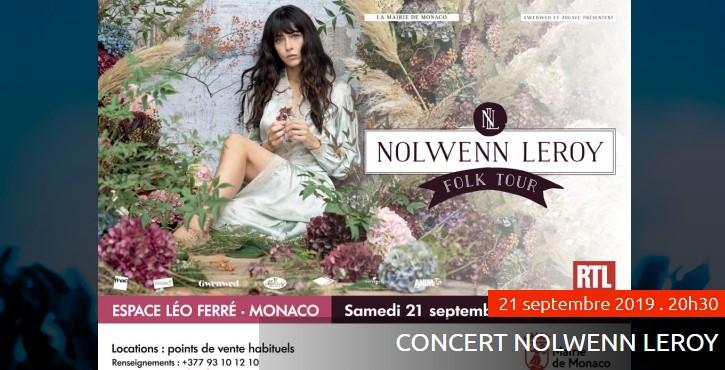 Концерт Нольвенн Леруа
