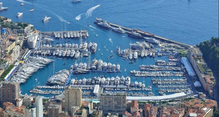 Яхт-шоу Монако 2019