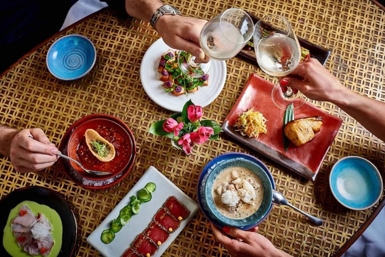 Перуанский шарм ресторана Coya Monte-Carlo