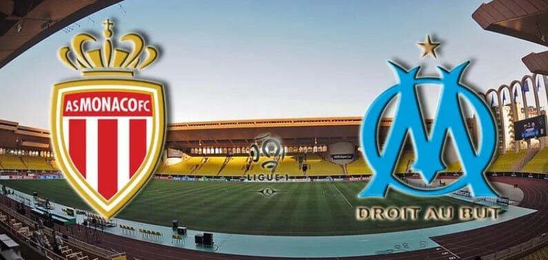 Футбольный матч Лиги 1. «Монако» — «Марсель»