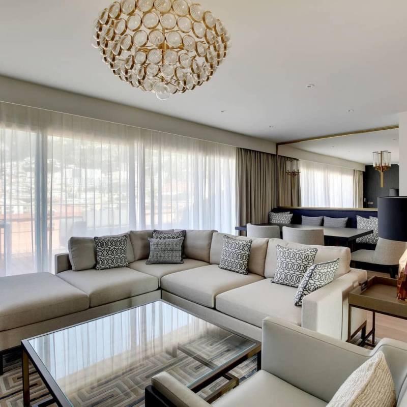 Columbus Hotel и Marriott — деловые отели на тихой окраине Княжества Монако