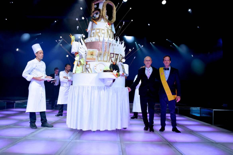 Дела княжеские: Альбер II на годовщине ассоциации Grand Cordon d'Or