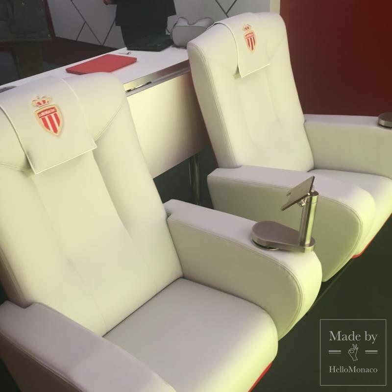 Новые VIP-ложи стадиона Монако увидели свет