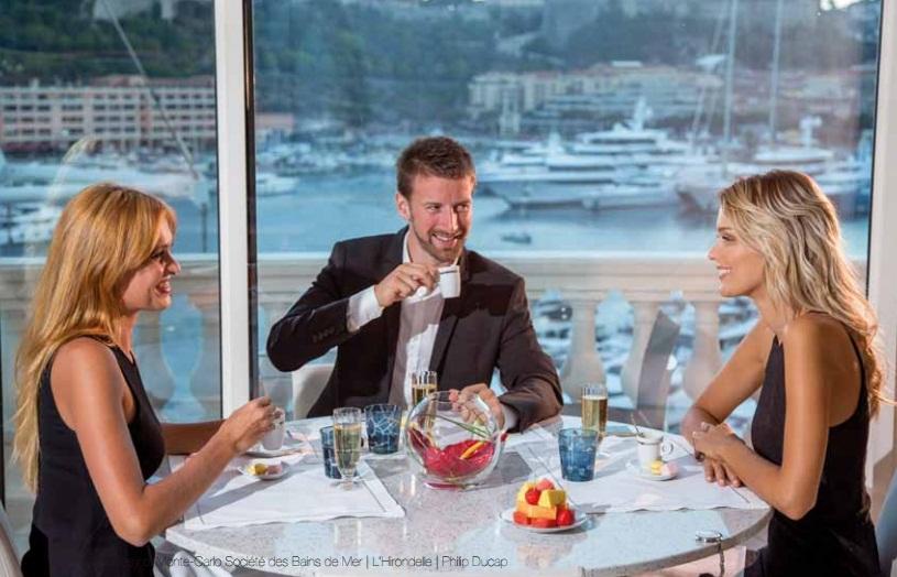 "Ресторан ""Ласточка"" (L'Hirondelle): полная вкусов здоровая кухня от талантливого шеф-повара"