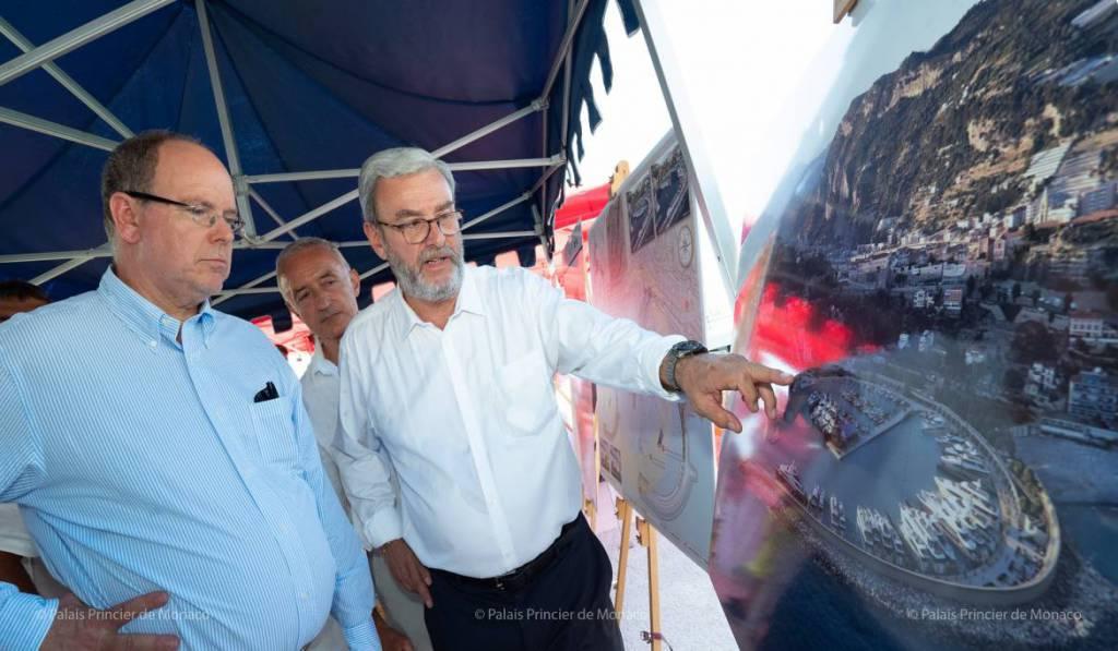 Новая жизнь порта Вентимильи, принадлежащего Монако