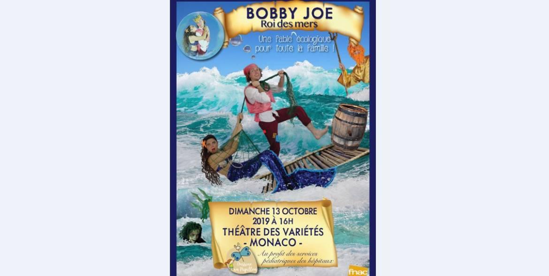 """Музыкальное шоу """"Бобби Джо, Король морей"""""""