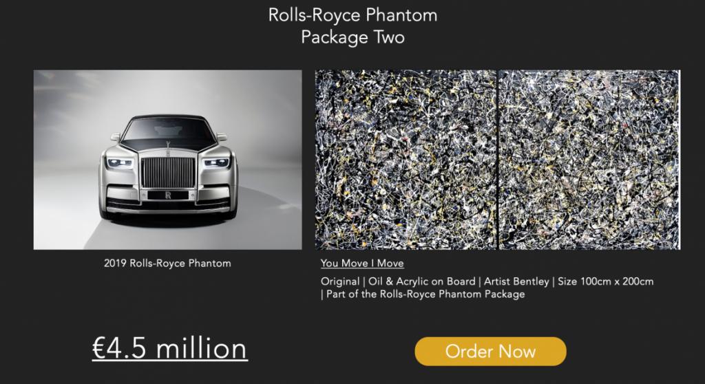 Когда искусство встречается с автомобилем: Rolls-Royce и Bentley Monte Carlo выводят персонализацию продукции на новый уровень