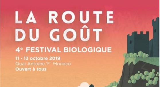4-й фестиваль La Route du Goût в Монако