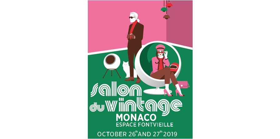 1-я выставка-ярмарка винтажных вещей SALON DU VINTAGE™