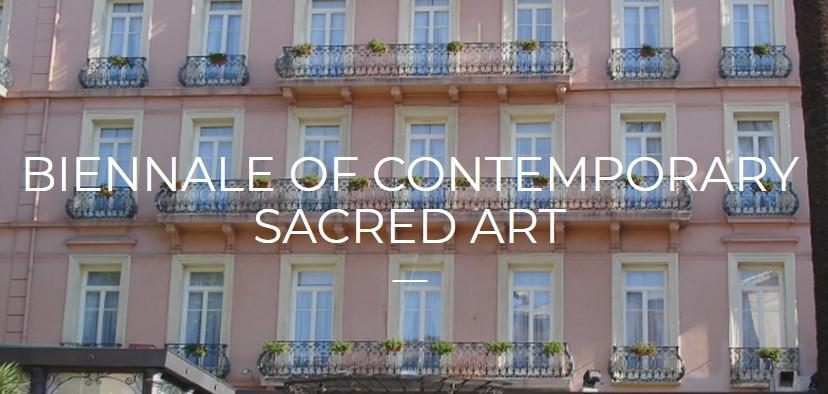 Выставка современного сакрального искусства в Ментоне