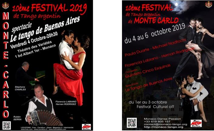 10-й Международный фестиваль аргентинского танго