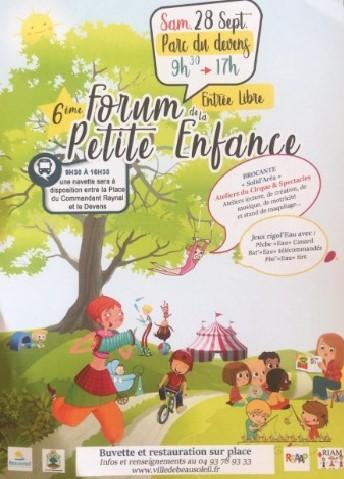 6-й Форум по вопросам раннего детства