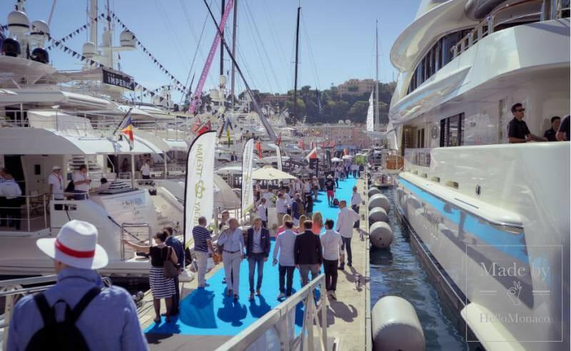 Гид по Яхт-шоу Монако - 2019: премьеры, мероприятия и факты