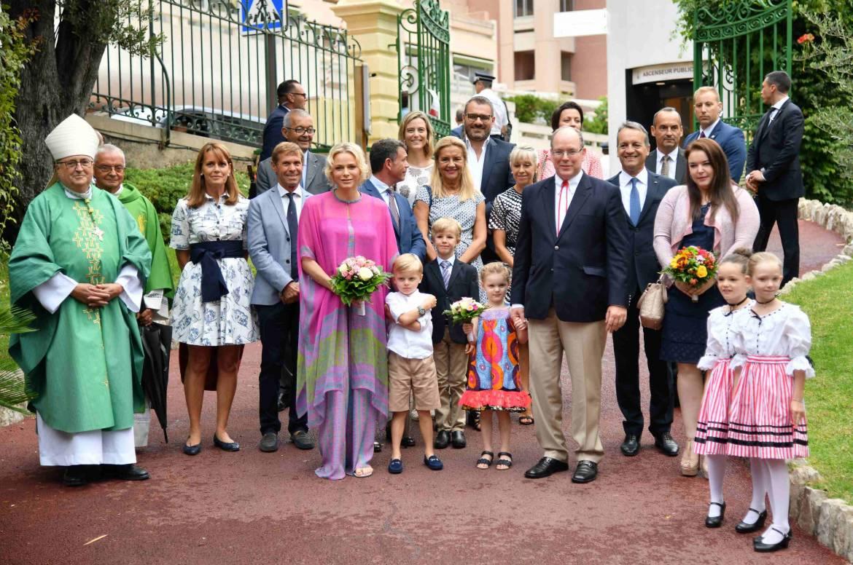 Дела княжеские: княжеская семья на ежегодном монегасском пикнике