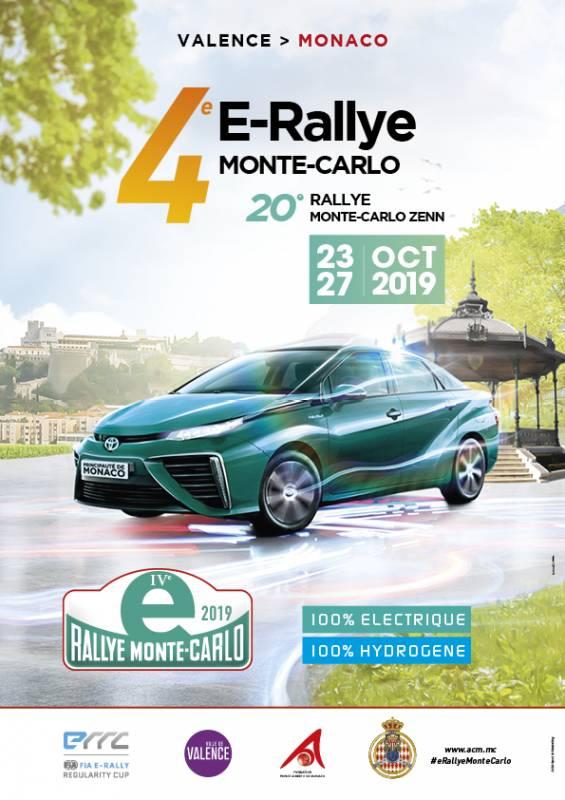 eRallye Monte-Carlo - 2019