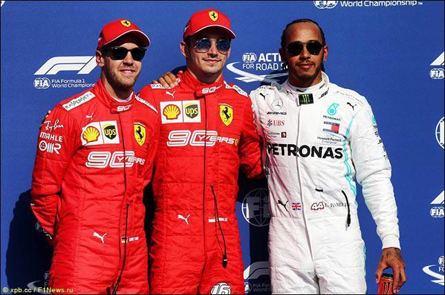 Гран-при Бельгии 2019: от триумфа до трагедии