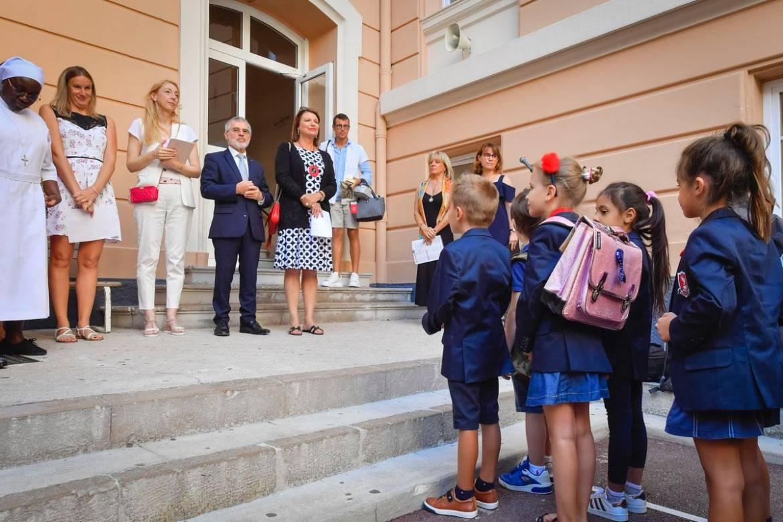 Cистема образования Монако находится на стадии инноваций