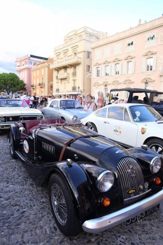 6-е Женское винтажное ралли Child Care Monaco финишировало в княжестве