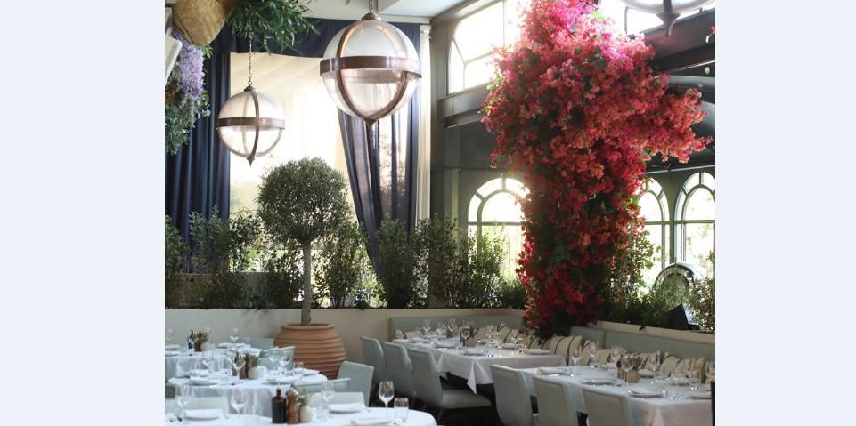 «Гея» - греческая богиня и новый ресторан в Монте-Карло