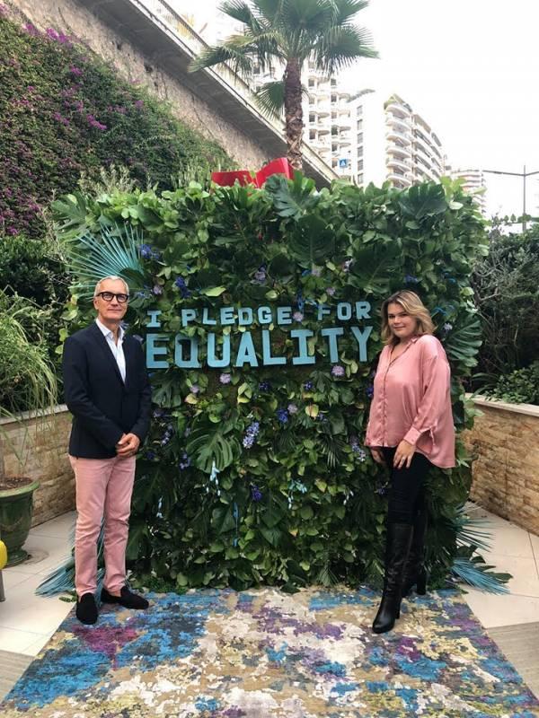 """Долгожданный запуск инициативы """"Обет равенства"""" от SheCanHeCan Monaco"""