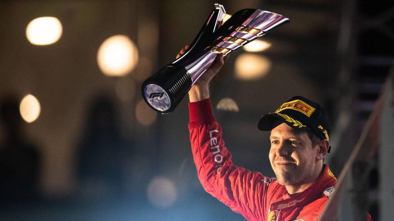 Гран-при Сингапура: дубль Ferrari и сомнительная стратегия команды