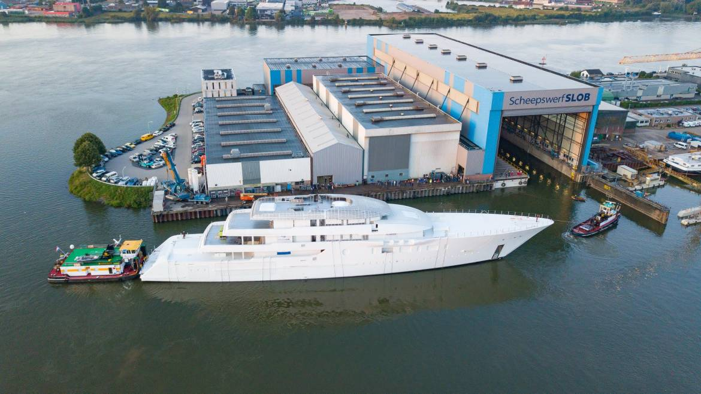 Яхта, вдохновленная Lamborgini, и другие новости