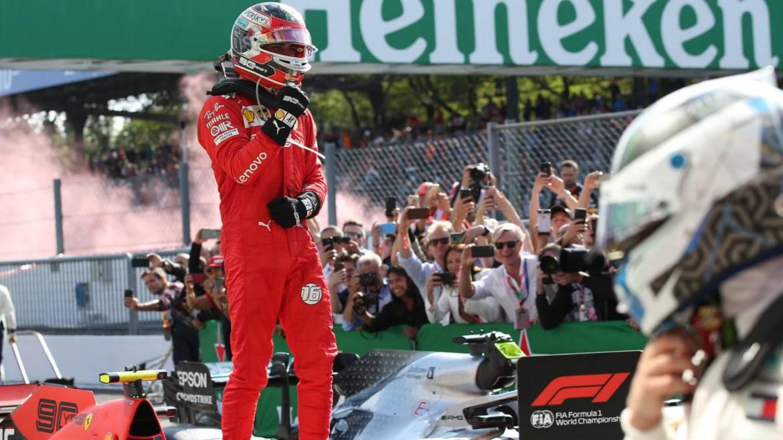 Только вперед: 2-я победа подряд монегаска Шарля Леклера в Гран-при