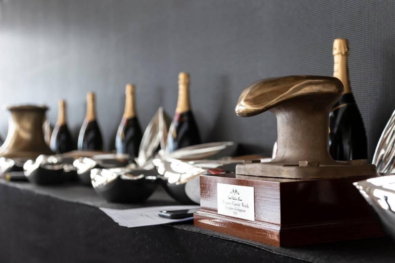 Заслуженные награды обрели своих владельцев по результатам Monaco Classic Week
