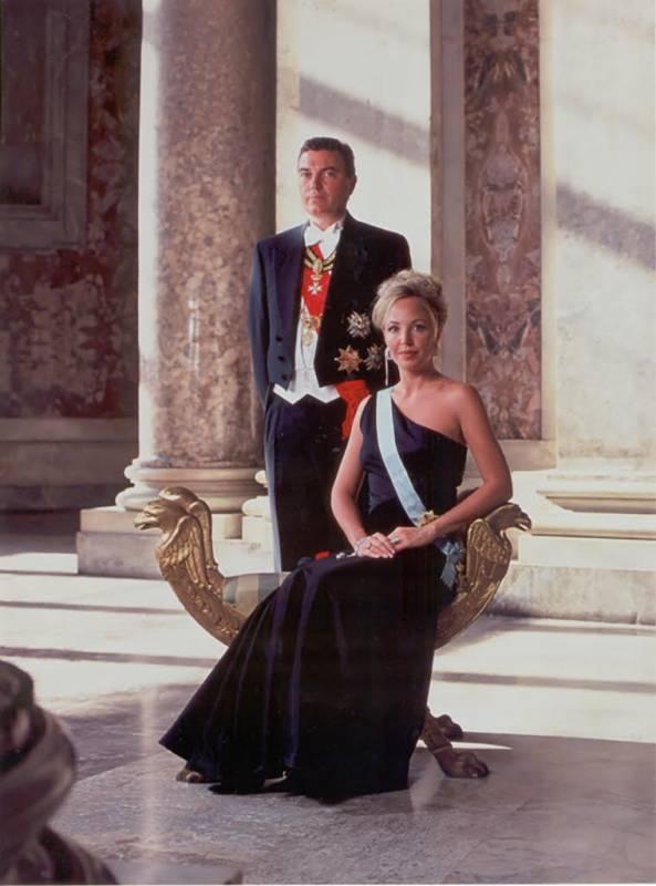 Words of Wisdom: принцесса Камилла Бурбонская Обеих Сицилий