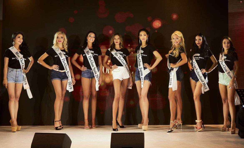 Miss TheGlam Monaco International Beauty Contest: блеск, грация и благие мысли