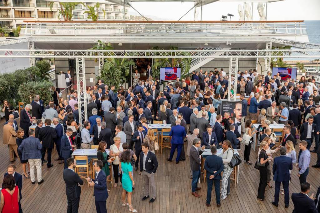 36-я встреча MEB в Яхт-клубе: за процветание экономики княжества