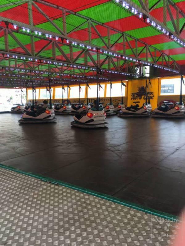 Ярмарка Fun Fair приглашает открыть для себя ещё больше аттракционов