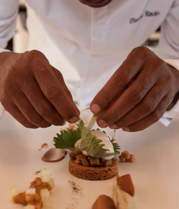 Марсель Раван возглавил фестиваль органических продуктов Монако в Индии
