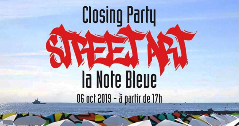 Вечеринка по поводу закрытия ресторана La Note Bleue