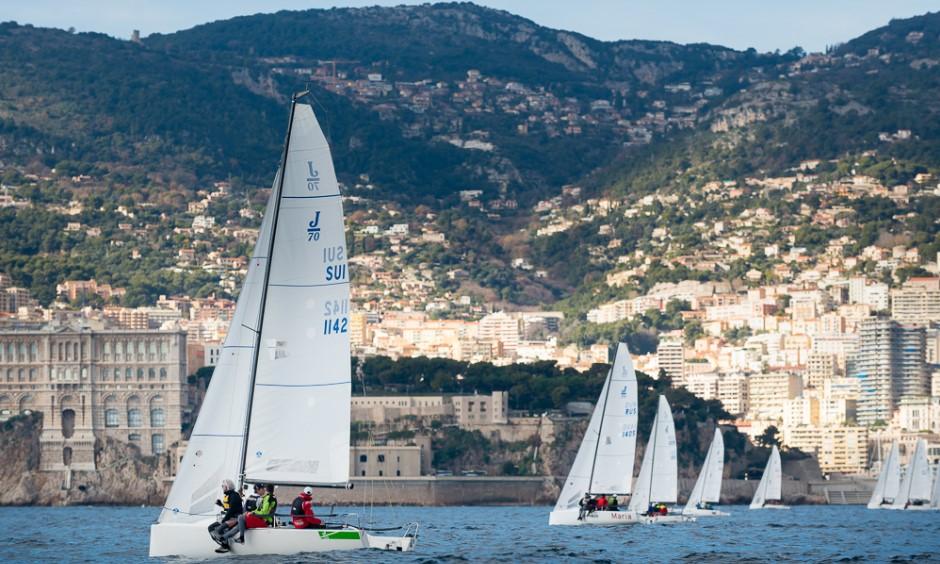 1-й этап зимней регаты Monaco Sportsboat Winter Series