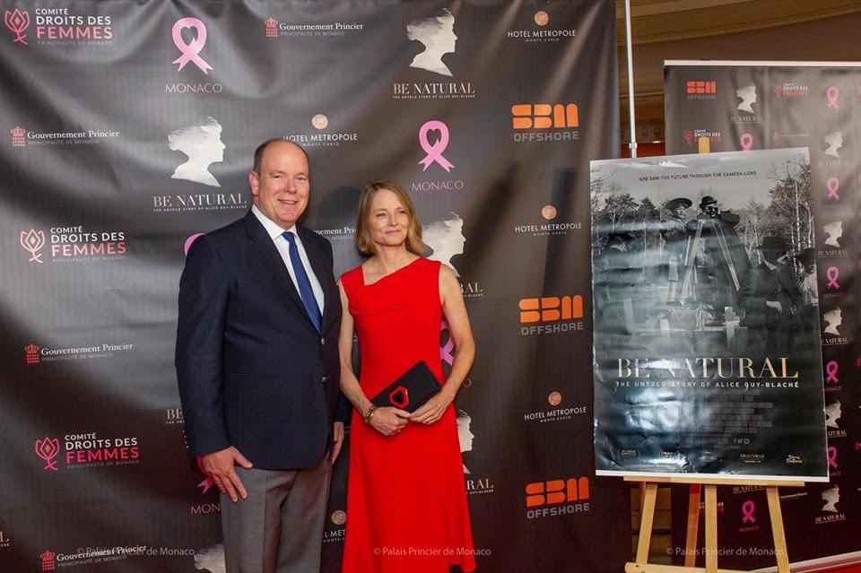 Дела княжеские: Альбер II поддержал инициативу по борьбе с раком груди от Pink Ribbon