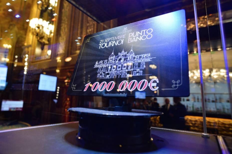 В Казино Монте-Карло прошел уникальный турнир с фондом в 1 миллион евро