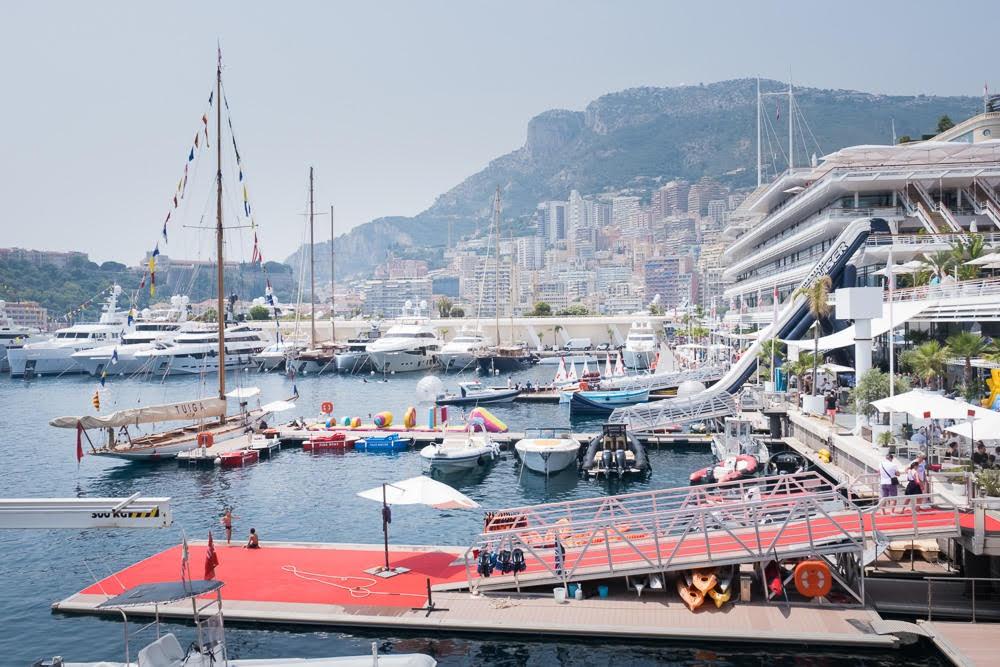 Яхт-клуб Монако: эксклюзивный оазис для любителей морских путешествий