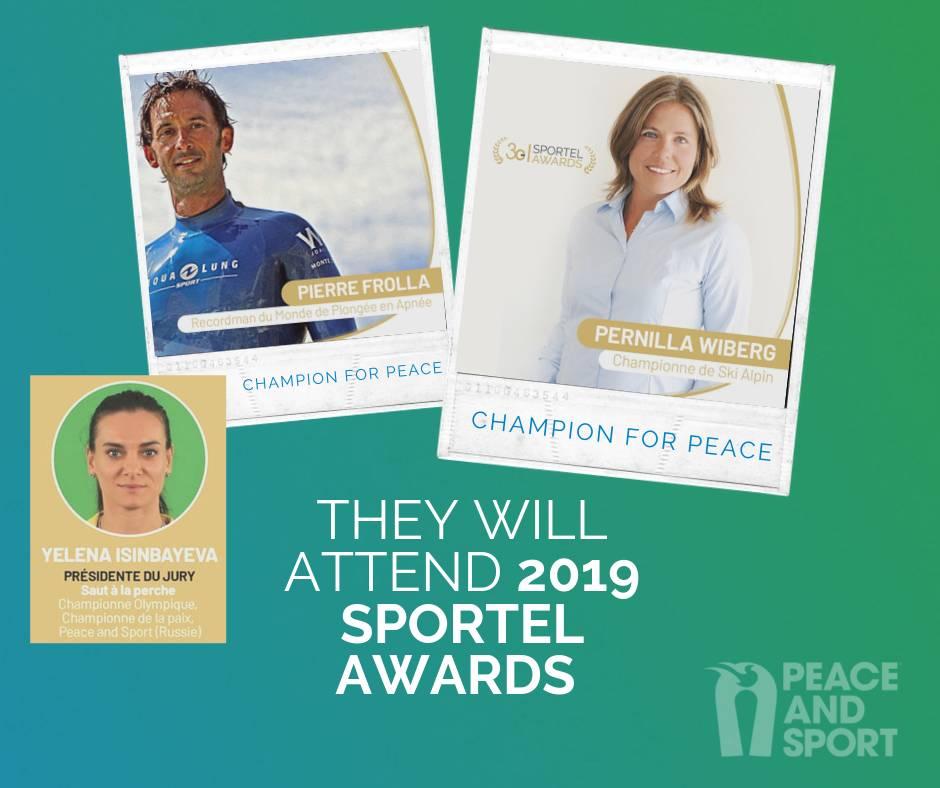 Скоро в Монако: Форум Peace and Sport 2019