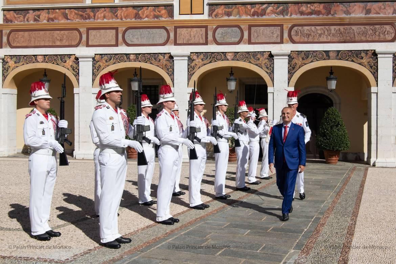 Дела княжеские: Альбер II посетил Словакию и Австрию