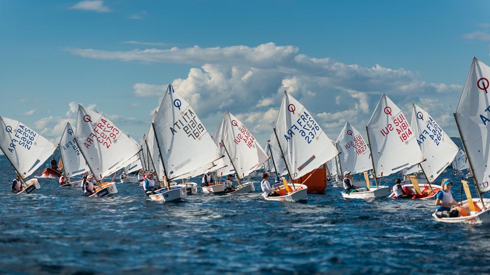 Соревнования Monaco Optimist Academy