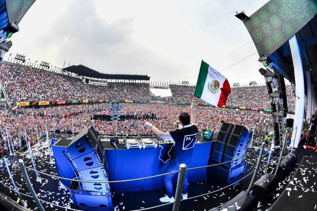 Неудачи Леклера и Ферстаппена в Мексике