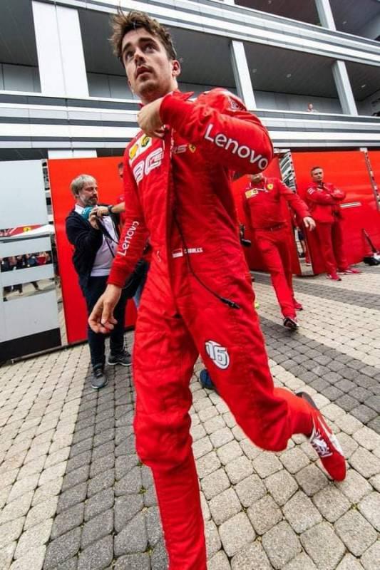 Цена излишней уверенности гонщиков Ferrari на Гран-при Бразилии