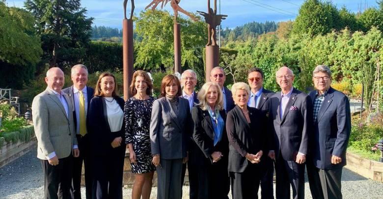 Посольство Монако в США и Канаде на ежегодном совещании в Сиэтле