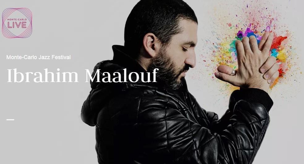 14-й джазовый фестиваль Монте-Карло — Ibrahim Maalouf